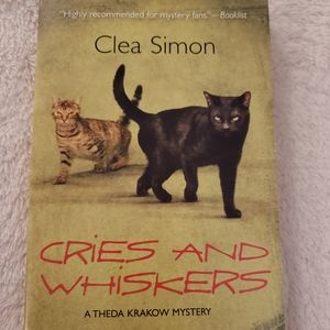 🌷 Cries and Whiskers by Cleo Simon